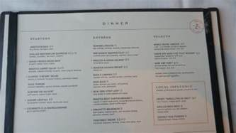 spotted new dining room menu on royal caribbean s