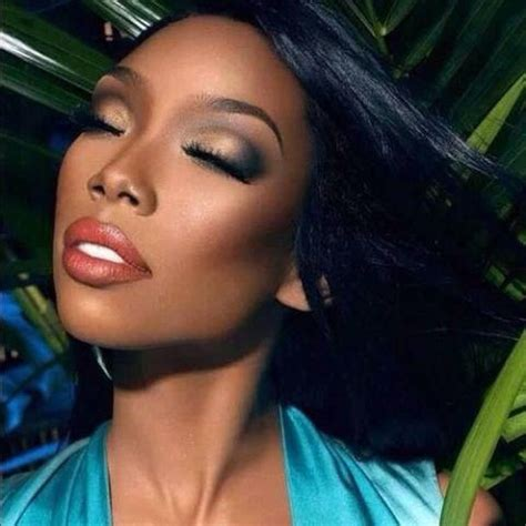 brandy norwood i love the hair beautiful faces 11 best hairstyles for black women images on pinterest