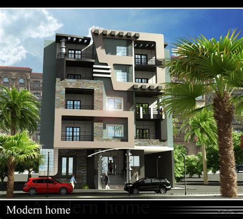 Ultra Modern Floor Plans 187 arab arch