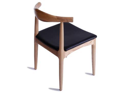 natural elbow chair  hans wegner ch replica
