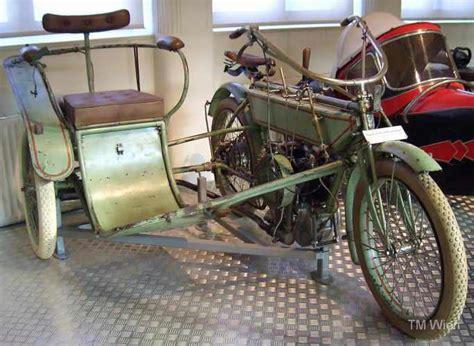 Puch Motorrad Mit Beiwagen by Puch Puch 5hp Mit Beiwagen Bj 1907