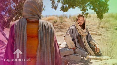 fotos de la mujer samaritana y jesus jesus y la mujer samaritana ivan tapia mujer cristiana