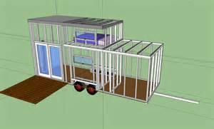 Tiny House On Wheels Plans Free The Adventure Of Turning An Old Camper Into A Tiny House