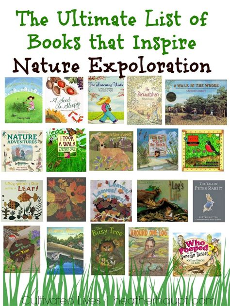 nature s gift books books that inspire nature explorations cultivated lives
