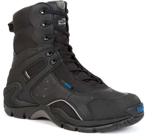 emt boots rocky med boot 8 inch black duty boot