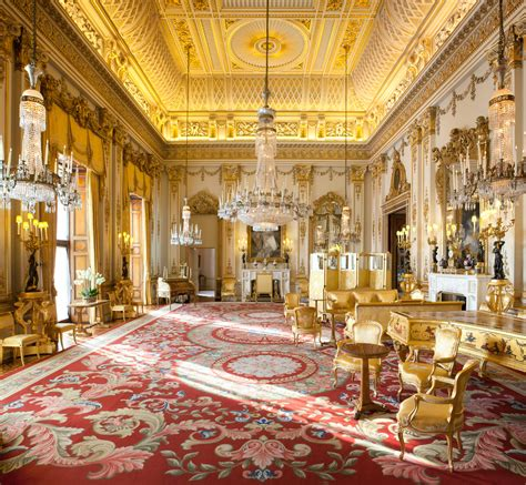 rooms in buckingham palace state rooms