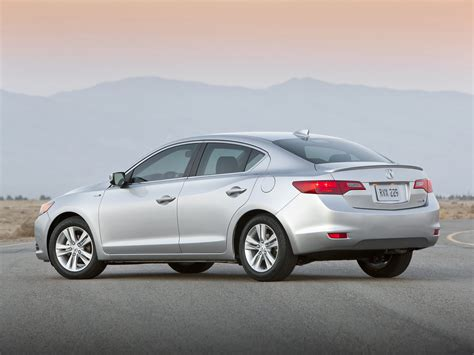 2013 acura ilx hybrid price photos reviews features