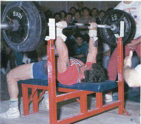rick weil bench press mazza best of all powerliftingwatch