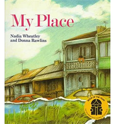 A Place Book Wiki My Place My Place Wiki Wikia
