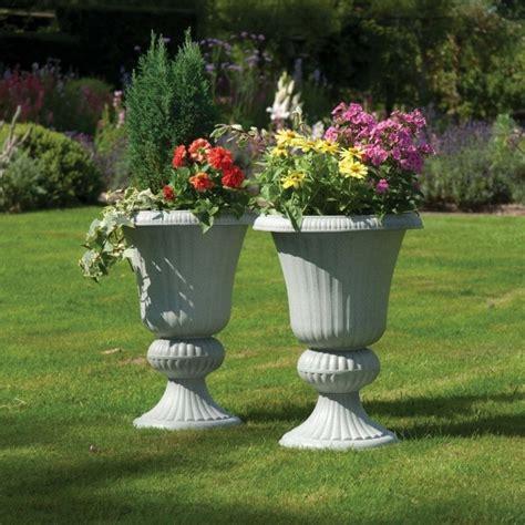 greenhurst imperial urn planters pack   garden street
