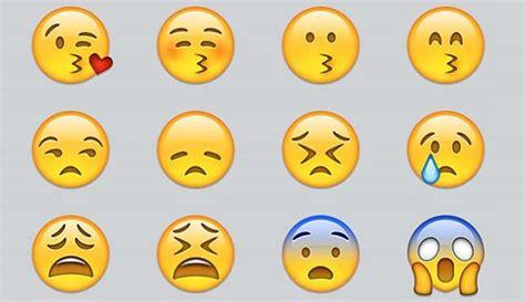 imagenes con simbolos wasap 191 qu 233 significan los emoji los emoticones y las caritas de