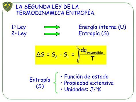 la ley de la la segunda ley de la termodin 227 161 mica