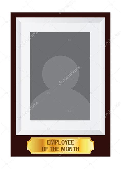 Word Vorlage Mitarbeiter Des Monats Mitarbeiter Des Monats Foto Frame Vorlage Stockvektor 169 Yusak P 118924622