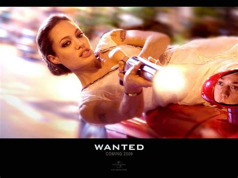 film action wanted angelina jolie in wanted movie photo 2 wallcoo net