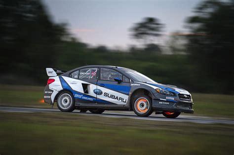 Subaru Rallycross by Subaru Rally Team Usa Commits To Global Rallycross