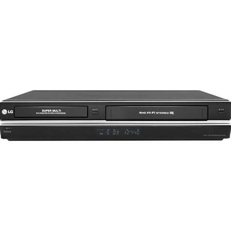 ntsc format dvd player lg rc797t multi dvd vhs combo recorder rc797t b h photo video
