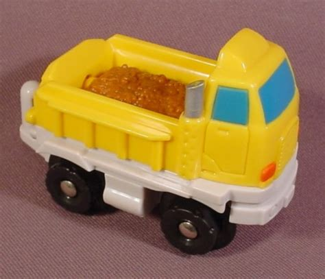 Fisher Price Car Bed by Fisher Price Geotrax Yellow Truck With Tilting Bed Of Sand