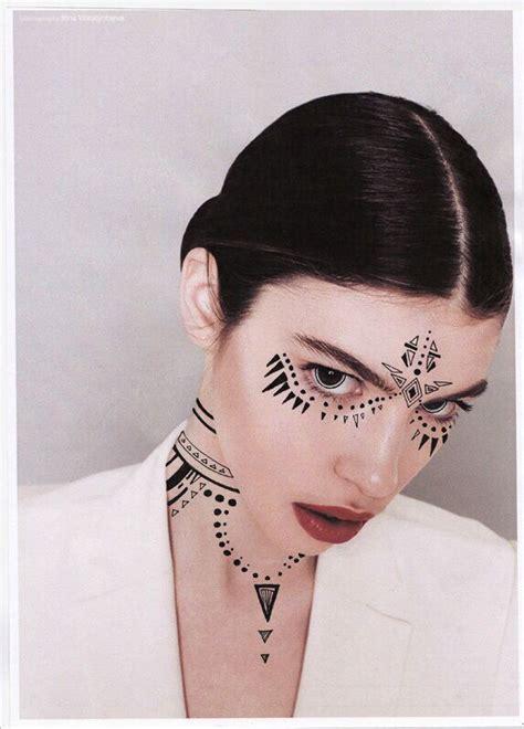 eyeliner tattoo amarillo tx mejores 117 im 225 genes de maquillaje africana en pinterest