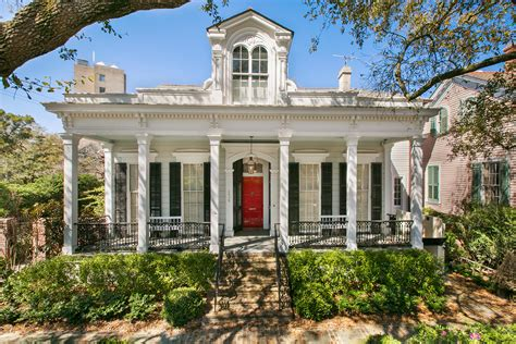 Italianate Victorian House Plans Million Dollar Homes Curbed New Orleans