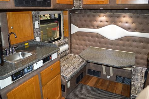 Custom Truck Sleeper Interiors by 1000 Images About Big Interior Truck Sleeper On