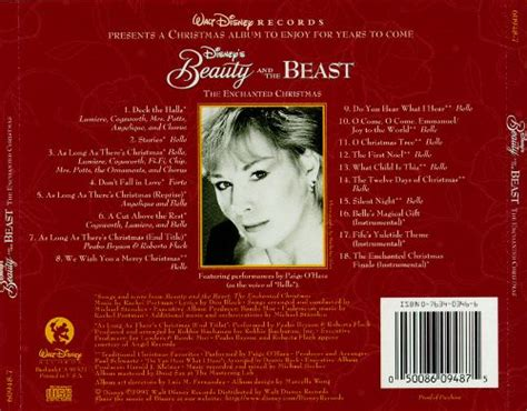 and the beast testo and the beast the enchanted disney