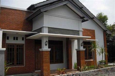 tips dan gambar desain rumah etnik jawa terbaru rumah sederhana