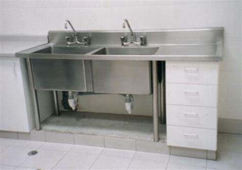 muebles de acero inoxidable  cocina