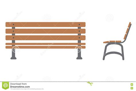 a view from the bench bench side view 28 images wooden bench side view royalty free stock photo image