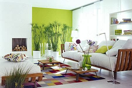 deko wohnzimmer gr 252 n
