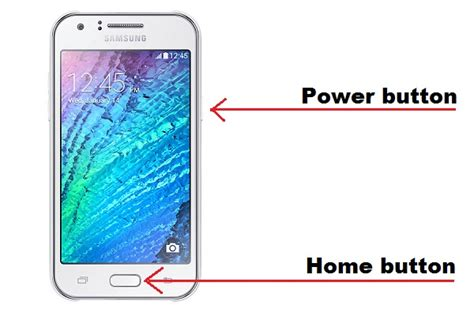 how to print screen on android how to screenshot galaxy j1 j2 j5 and j7