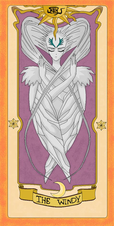 clow cards the windy template clow card the windy by aransitaa on deviantart