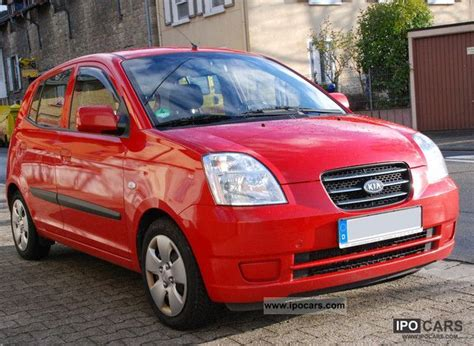 2006 Kia Specs 2006 Kia Picanto 1 1 Crdi Lx Car Photo And Specs