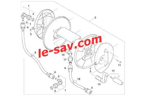 Nettoyeur Haute Pression Nilfisk 3615 by Tambour Enrouleur K 770mxs Le Sav