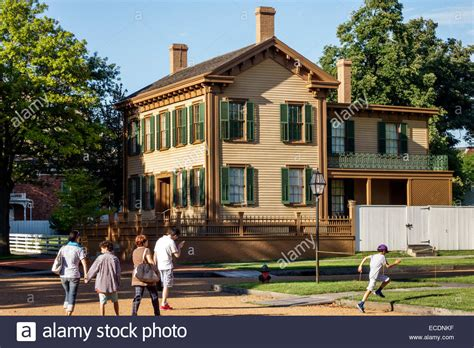 abraham lincoln historical tours in springfield illinois springfield illinois abraham lincoln home national
