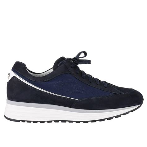 alberto guardiani sneakers shoes in blue for lyst