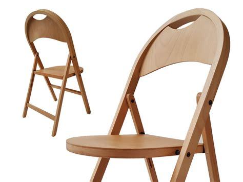sedia legno pieghevole tric sedia in legno pieghevole