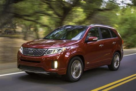 Suvs With 3rd Row Seating And Best Gas Mileage by Top Fuel Efficient Suvs And Minivans With 3 Row Seating