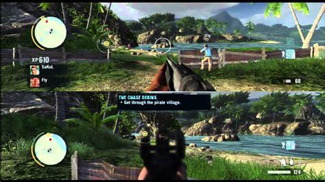 Co Op Ps3 by Zagrajmy W Farcry 3 Co Op Split Screen Ps3