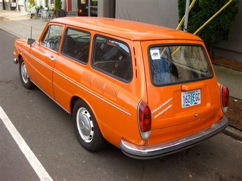 volkswagen hatchback 1970 parked cars 1970 volkswagen 1500 squareback wagon