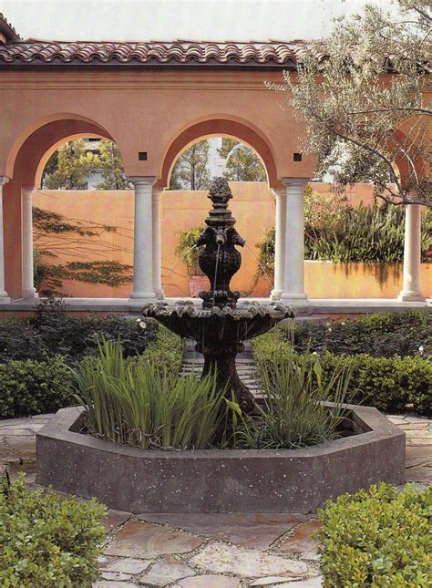 house fountain design garden fountain design ideas home designs project