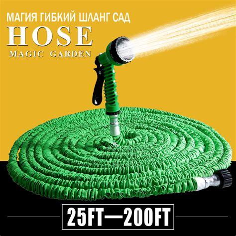 Sale Magic X Hose 7 5 Meter 25 Selang Taman Dan Rumah best sale 25ft garden hose 7 in 1 magic expandable water hose plastic hoses pipe with