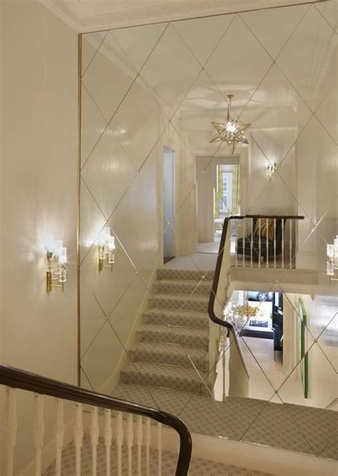 mirrors decoration on the wall 25 best ideas about wall panelling on white