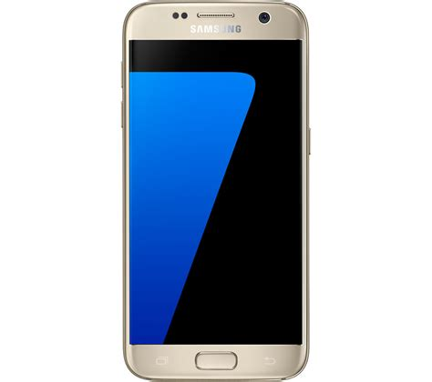 Samsung S7 Gold samsung galaxy s7 gold deals pc world