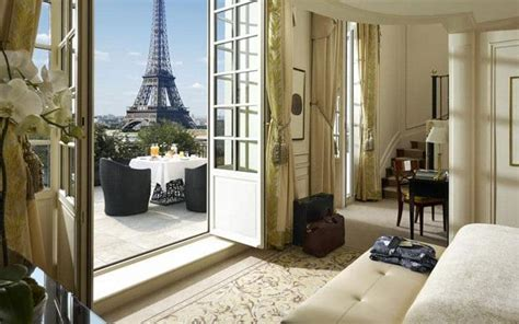 best hotels in paris the best paris hotels near the eiffel tower telegraph travel