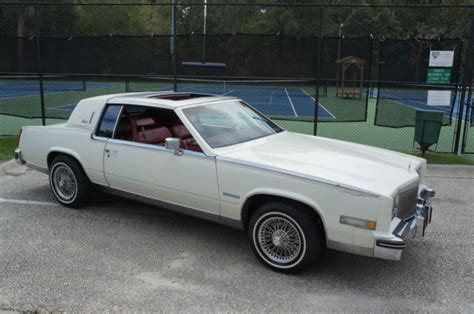 1983 cadillac eldorado biarritz coupe 2 door for sale