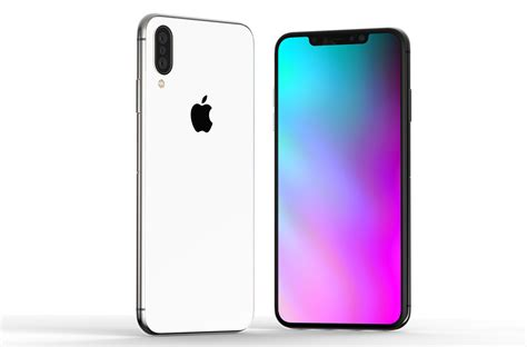 1 iphone x plus 2018 iphone x plus concept renders display an unlikely feature