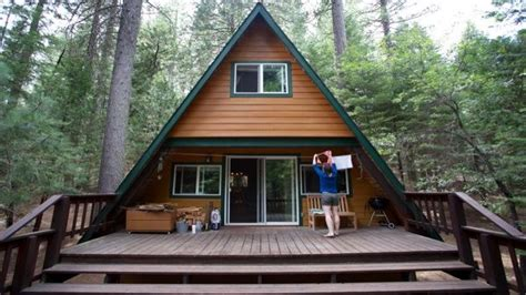 A Cabin by A Frame Cabin Floor Plans Small A Frame Cabin House