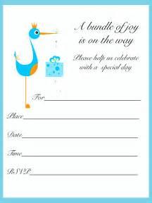 custom baby shower invitations free invitation ideas