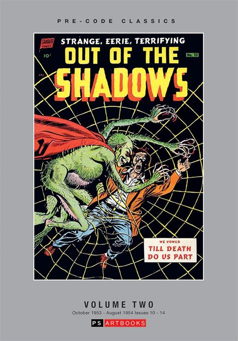 ender of worlds the order of shadows volume 4 books pre code classics out of the shadows volume 2