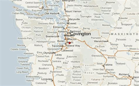 covington washington location guide